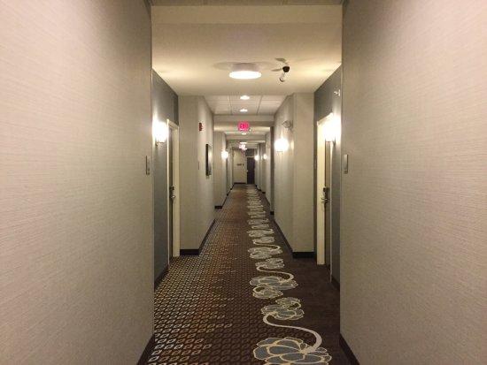 โปแลนด์, โอไฮโอ: In the corridor.