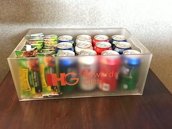 Leland, NC: Snacks for IHG Rewards members