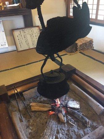 古民家の蕎麦屋さん