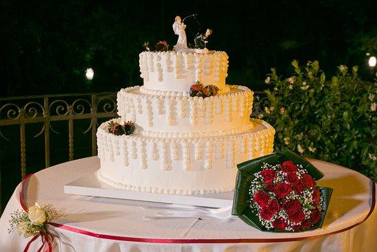 Campagnano di Roma, Italia: Torta - Matrimonio
