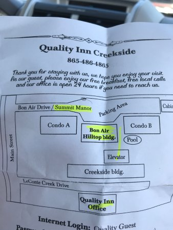 Quality Inn Creekside-billede