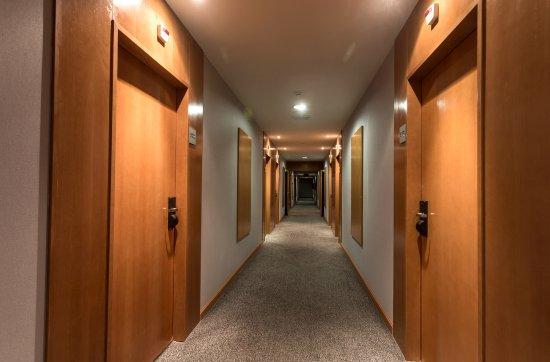 Hotel Sercotel AG Express Elche: Pasillos