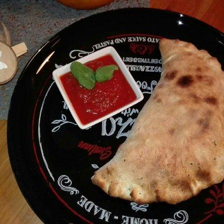 Morag, Polen: Pizzeria Manufaktura