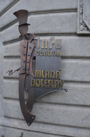 Mlada Boleslav, Τσεχική Δημοκρατία: The infocentrum is the starting point of the blacksmith art, Metal trail