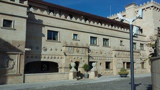 Pazo Los Escudos Hotel and Spa: Exterior