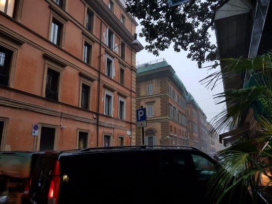 Hotel Caprice: Barrio donde se ubica el Hotel.