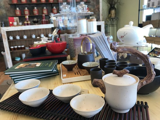 Elmwood Inn Fine Teas: We offer an array of Asian tea sets
