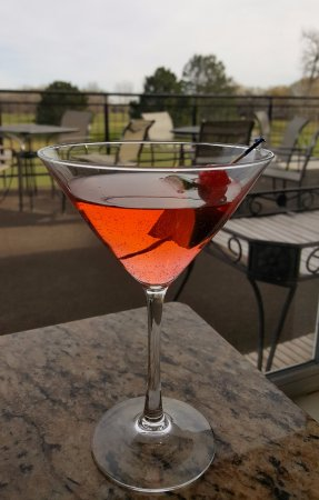 Louisville, CO: Martini at the Sweet Spot