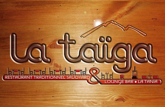 La Tania, France : La Taiga Cocktail Lounge Bar and Restaurant