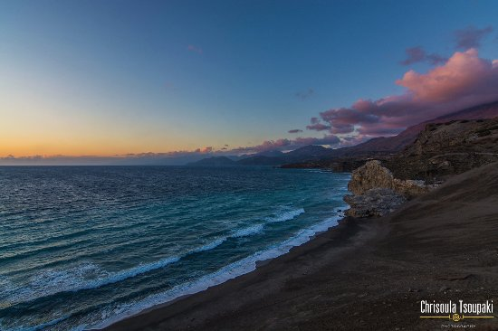 Frangokastello, Grecja: Agios Pavlos beach. All-day trip. Visit us all the year. Explore South Crete from Liviko apartme