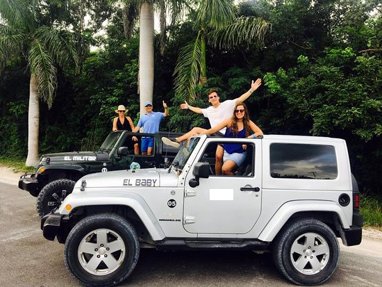 VIP Jeep Tour - Review of Jeep Riders Cozumel, Cozumel, Mexico - Tripadvisor