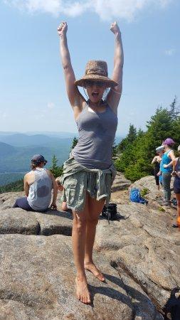 Warrensburg, NY: Hiking our favorite trek - Crane Mountain