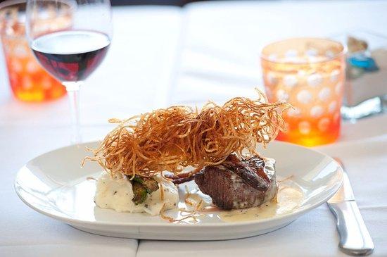 Marina del Rey, Califórnia: Cast Iron Seared Steak