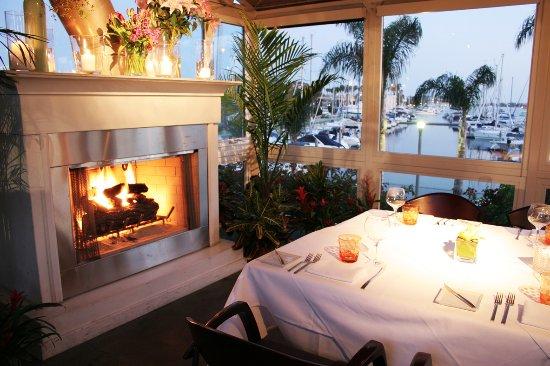 Marina del Rey, Califórnia: Excellent Marina Views
