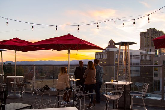 Pillar Rooftop Bar Asheville Restaurant Reviews Phone