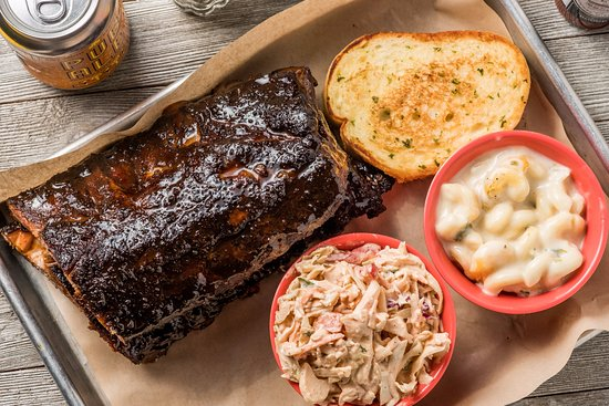 The Pig & Pint: Pepsi Glazed Baby Back Ribs