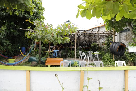 El Cafe Chilero: view from the street