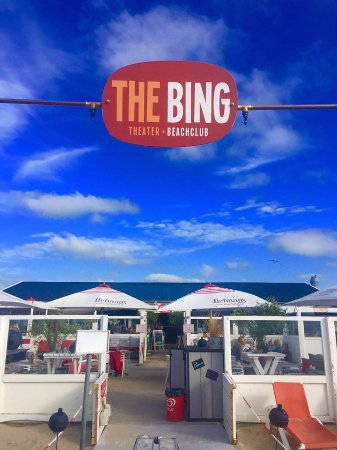 Hoek van Holland, The Netherlands: Beachclub The Bing