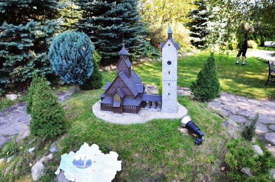 Kowary, Πολωνία: Świątynia Wang