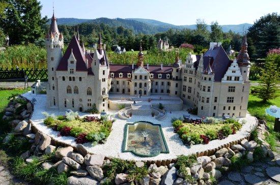 Kowary, Πολωνία: Pałac Moszna
