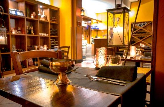 L'Oro di Siena: interno