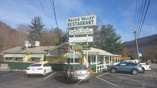 The Maggie Valley Restaurant