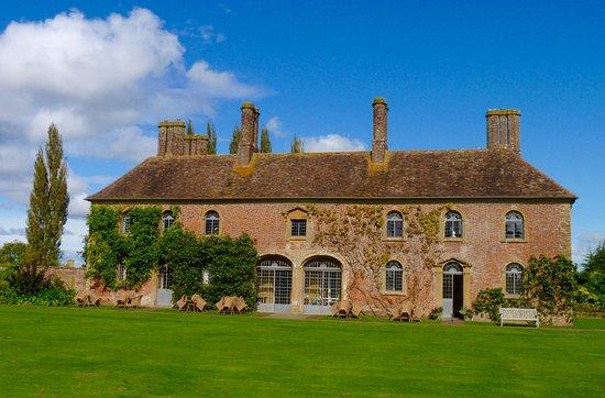 Barrington Court: Strode House, built 1674, originally as the stable block
