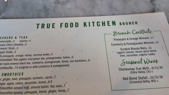 Ελ Σεγκούντο, Καλιφόρνια: They had interesting brunch cocktails too