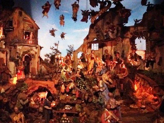 Villaggio Di Babbo Natale Cava Dei Tirreni.Villaggio Di Babbo Natale E Presepe Recensioni Su Presepe