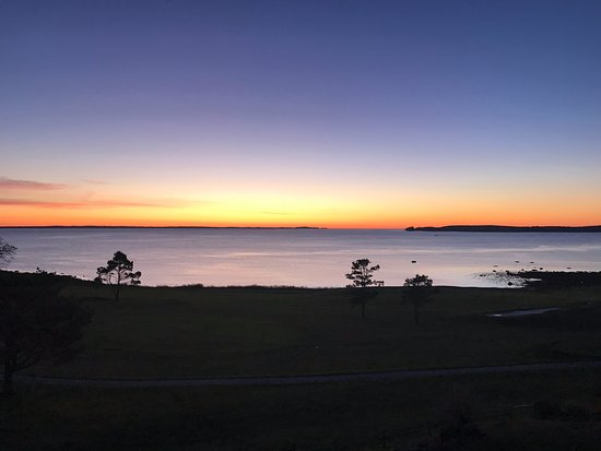Rockport, ME: View at Sunrise