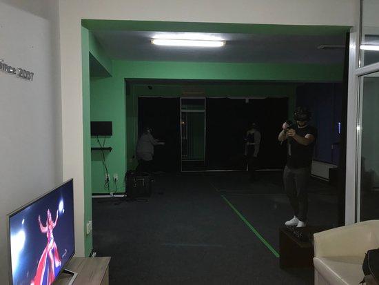 Virtual Reality Cluj