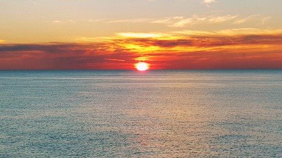 Panama City Beach S Gorgeous Sunset