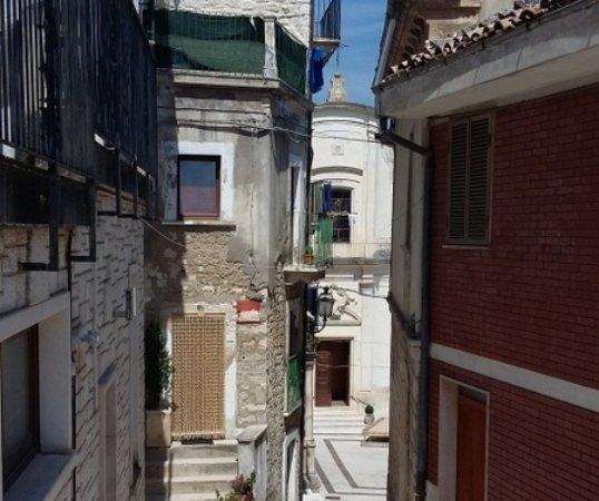 Pennapiedimonte, Italy: vista