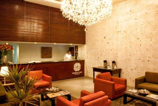 Tierra Viva Arequipa Plaza Hotel : Lobby