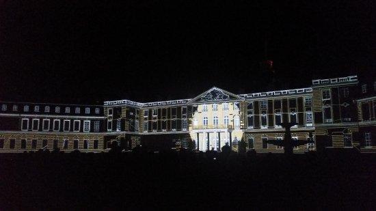 Schloss Karlsruhe: Schlosslichtspiele10