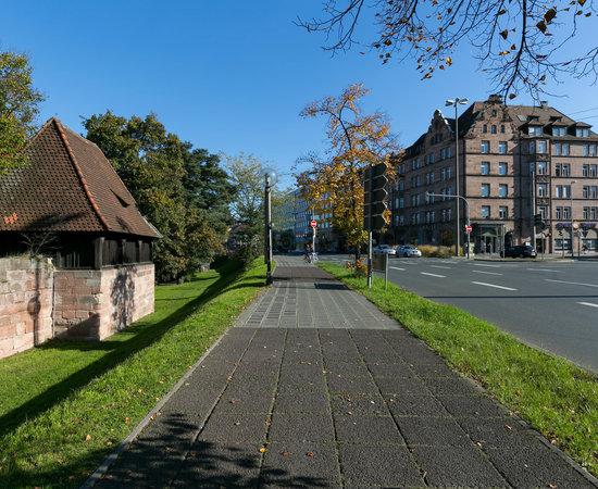 Ibis Nürnberg City am Plärrer, Hotels in Nürnberg