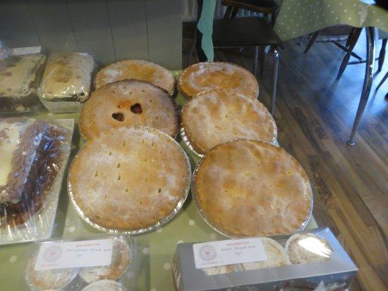 Kilkelly, Irlanda: June's Baked Desserts