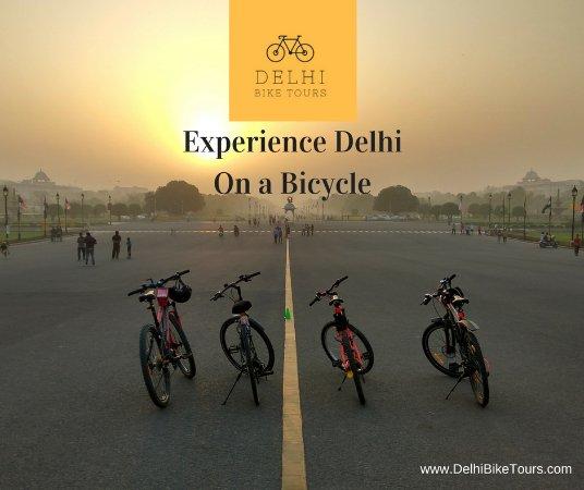 Delhi Bike Tours