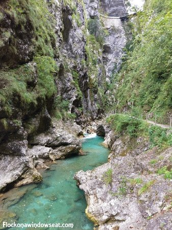 Tolmin Gorge: i could come here so many times