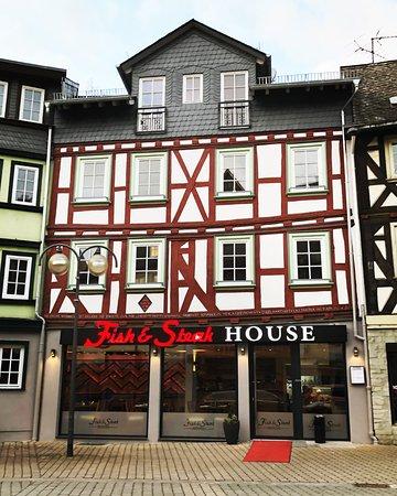 Fish & Steak House, Wetzlar - Restaurant Bewertungen, Telefonnummer ...