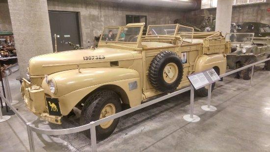 Οττάβα, Καναδάς: Canadian War Museum