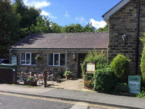 Pateley Bridge, UK: Wildings Tearooms