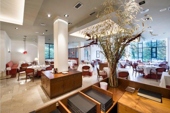 Restaurante Palacio de Eguilior : Restaurante