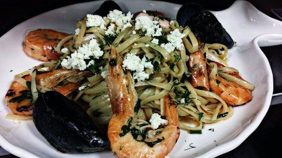 Άγκυρα: pasta di mare