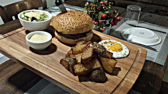 Άγκυρα: burger