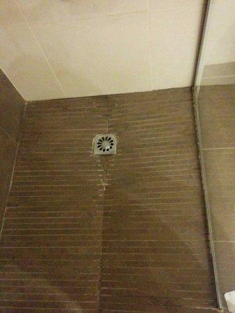 Sofitel Paris La Défense : Lime Scale in shower