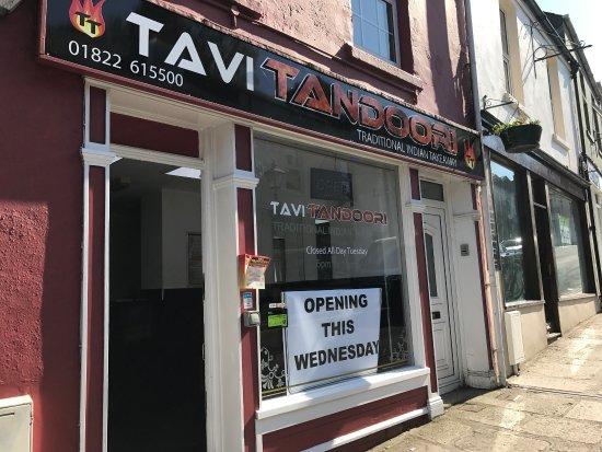 Tavistock, UK: Tavi Tandoori