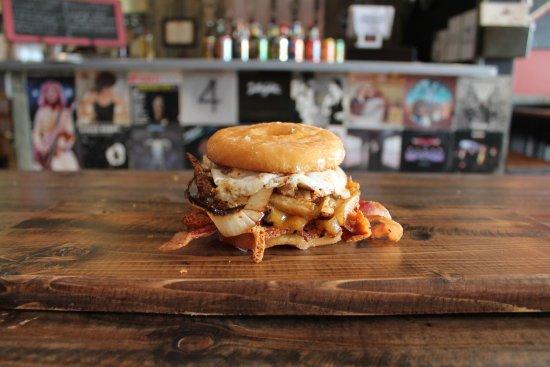 Texarkana, TX: The Breakfast Burger