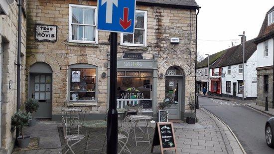 Sturminster Newton, UK: Location