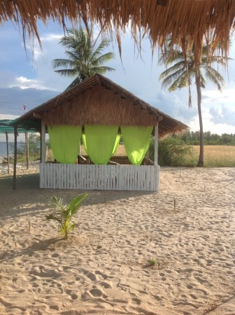 Huai Yang, Thaïlande: Massage by resident therapists.